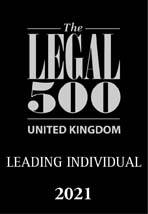 Legal 500 uk-leading-individual-2021