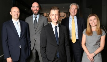 Jonathan Waters-Mark Adams-Ben Jackson-Neil Harrold-Sarah Hall of Hay & Kilner