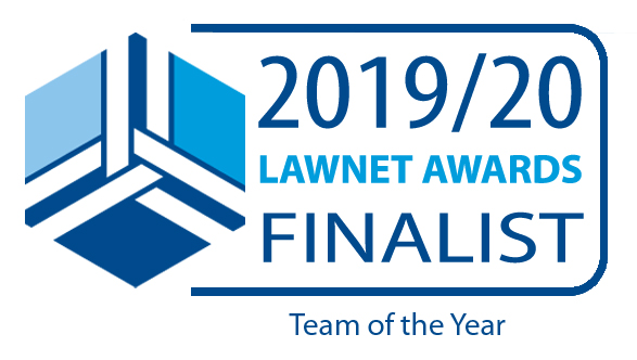 Lawnet Team of the Year Finalist