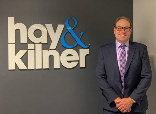 Tom Whitfield Joins Hay & Kilner Law Firm